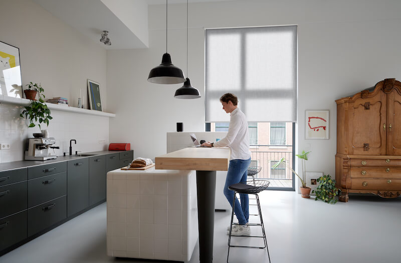 juiste raamdecoratie transparantie kiezen